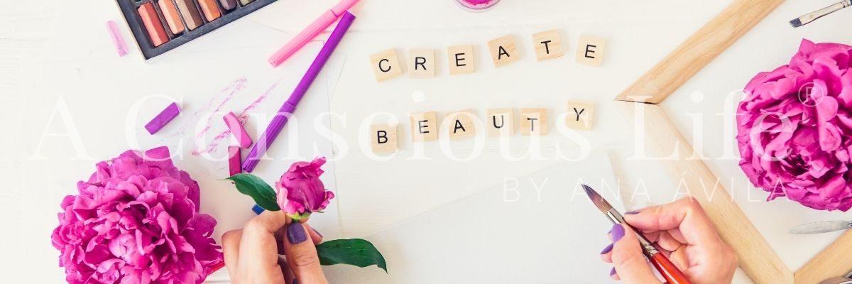 crear belleza. create beauty- humanos